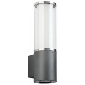 Maggo Höhe 38,5 cm anthrazit 2-flammig zylinderförmig