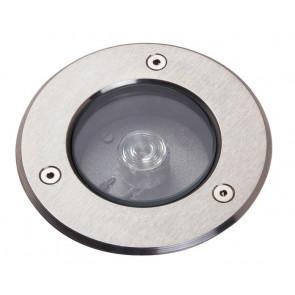 Dunathon Ø 11 cm metallisch 1-flammig rund