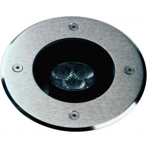 Erdeinbaustrahler, Edelstahl, LED, IP 67