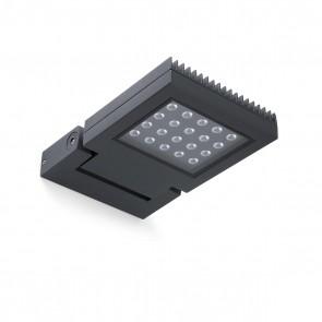 Vic Projector Dark Grey LED 52W 3000K 25°