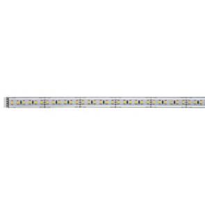 Function MaxLED 1000 Stripe Länge 1 M silber 1-flammig rechteckig