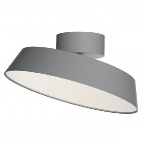 Alba, LED, Schwenkbar, Grau