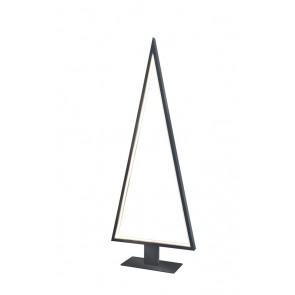 Pine Outdoor, LED, Höhe 160 cm, grau
