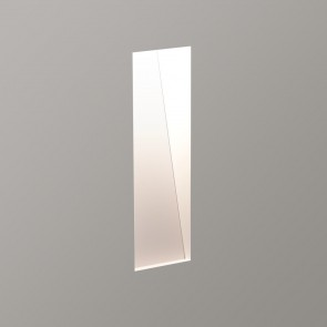 Borgo trimless 35, LED, 3000 K, Mattweiß