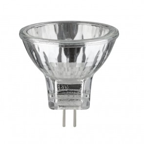 Halogen Reflektor Security 3x20W GU4 12V 35mm Silber