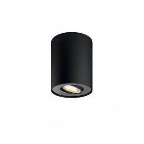 Pillar, inkl Dimmschalter, Schwarz