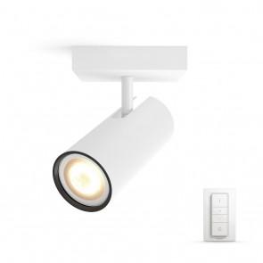 Buratto, LED, 1flg., 250lm, weiß, inkl. Dimmschalter