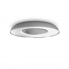 White Amb. Still Ø 39,1 cm metallisch 1-flammig rund