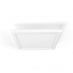 White Amb. Aurelle 30 x 30 cm weiß 1-flammig quadratisch