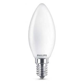 LED, E14, 2,2 W, warmweiß, weiß