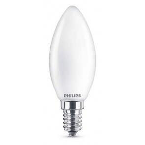 LED 25W, B35 E14 (B35), 250lm, warmweiß 2700K, matt