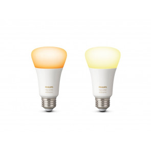 White Ambiance, E27, 9,5 W, dimmbar, variables Weiß, weiß