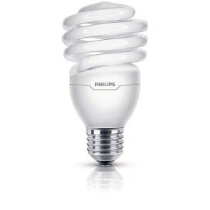 Energiesparlampe Tornado, E27, warmweiß, 10000 Std, 23W