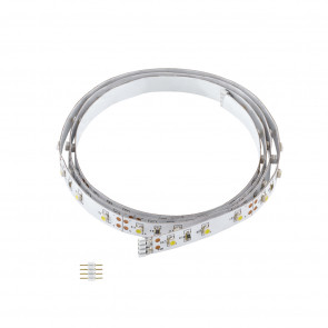 LED Stripe Länge 5m weiß 1-flammig rechteckig