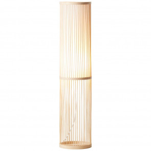 Nori Höhe 90,5 cm weiß 1-flammig zylinderförmig