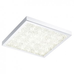 Cardito, LED, 36,5x 36,5 cm, Farbwechsel, Fernbedienung
