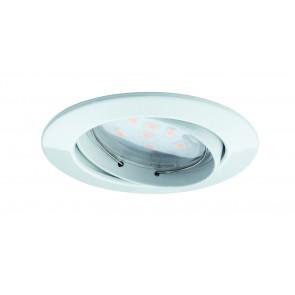 Coin, LED, Dimmbar, Schwenkbar, Weiß, 3er-Set
