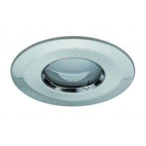 IP65 Coin dimmbar satiniert starr LED 1x7W 230V Eisen