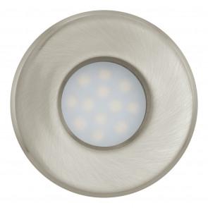 Igoa Ø 8,5 cm nickel-matt 1-flammig rund
