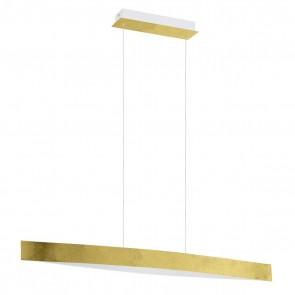 Fornes, LED, Länge 97 cm, gold