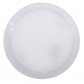 EBL Coin UltraSlim dim sat LED 1x6,8W 2700K 230V 51mm