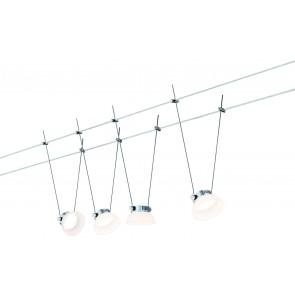 Paulmann Set IceLED I für Wire Systems, 4x4W