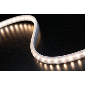 Plug & Shine LED Stripe Länge 5 M weiß 1-flammig rechteckig