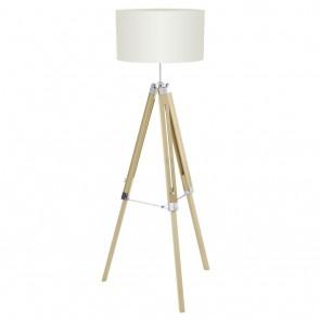 Lantada, Holz/Stahl, Höhe max. 150 cm, beige