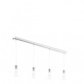 Pancento, Höhe 110 cm, 4-flammig, inkl LED