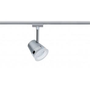 Paulmann URail System LED Spot Cone 1x6,5W GU10 Chrom matt/Chrom 230V Metall