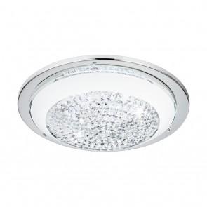 Acolla, Ø 29 cm, Kristalle, inkl LED