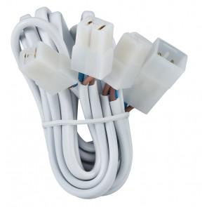 Paulmann Kabelsätze mit Steckverbinder für 3 Leuchten 3x35W Weiß 12V