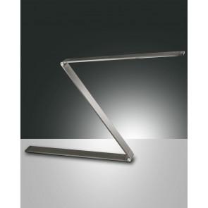 Fitz LED, anthrazit, Methacrylat, satiniert, 1080lm, 12W