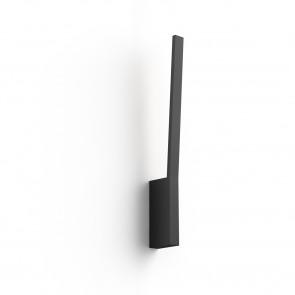 Liane White & Color Ambiance, schwarz, 900lm, 2.000–6.500 K