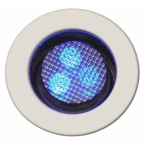 Brilliant Cosa 30, LED 10er Set, blaues Licht