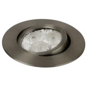 Aron 3er Set Ø 9 cm metallisch 1-flammig rund