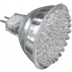 MR16 GU5.3, 3,4 W, 6400K