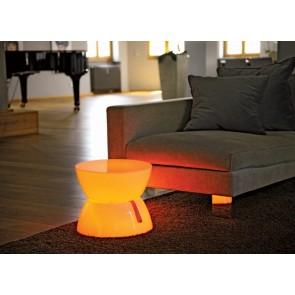 moree Lounge Tisch Mini LED, Farbwechsel, Höhe 33 cm, Fernbedienung