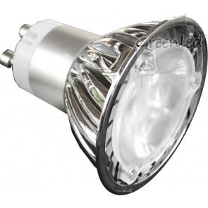 Leuchtmittel GU10 3,8 W 6400 K