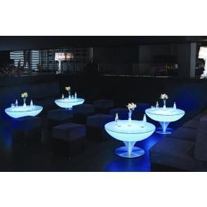 moree Lounge 45 LED Pro Accu, Farbwechsel, Höhe 45 cm, Fernbedienung