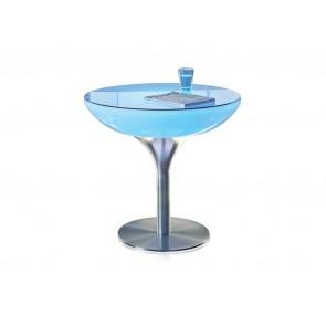 moree Lounge 75 Outdoor, E27, Höhe 75 cm, Ø 84 cm, inkl Glasplatte