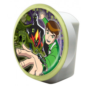 Ben 10 Alien Force Ø 8 cm grün 1-flammig rund