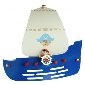 Elobra Wandleuchte Piratenschiff