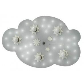 Elobra Sternenwolke LED 5/40 Silber