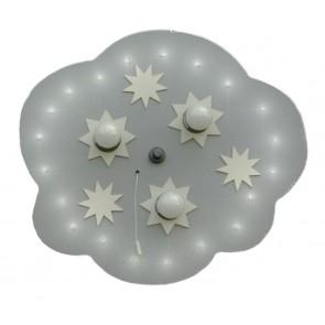 Elobra Sternenwolke LED 3/20 Silber
