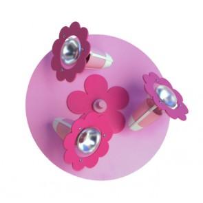 Blüte Round 3 rosa