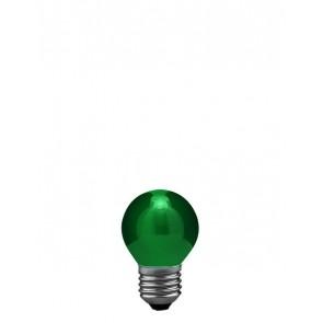 E27 0,6W, grün