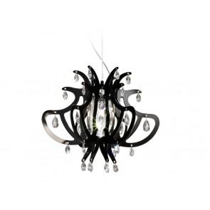 Lillibet Mini, Ø 38 cm, Schwarz
