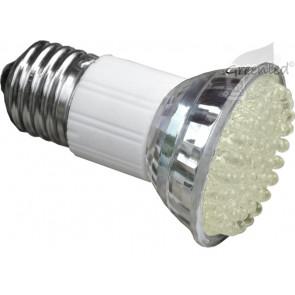 E27, LED, 3,7 W, 3200K, entspricht 20W Halogenbirne