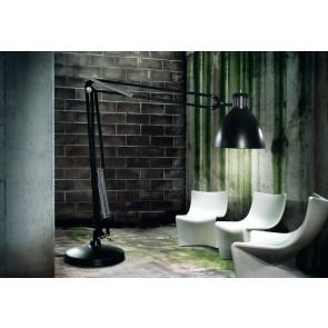 The Great Jj Floor Lamp Glossy Black E27